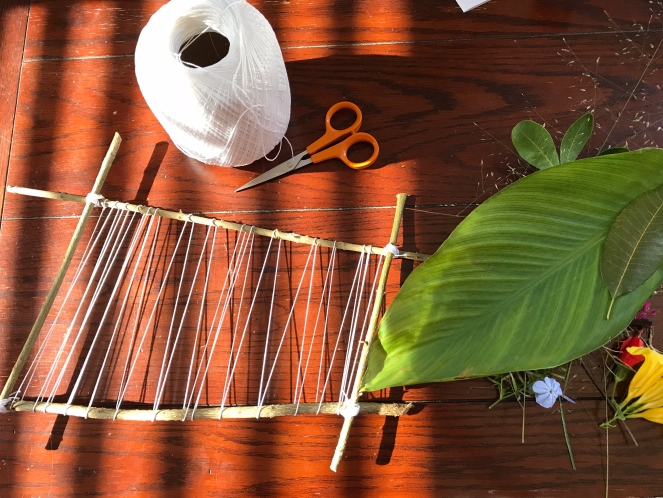 Nature Weaving Supplies