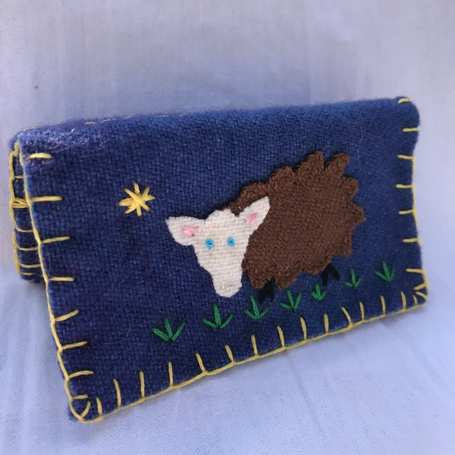 Stella the Sheep Needle Book
