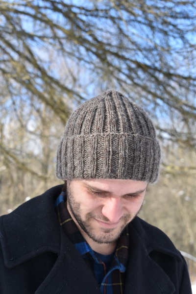 Basic Ribbed Watch Cap
