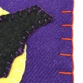 Bat Bunting Detail